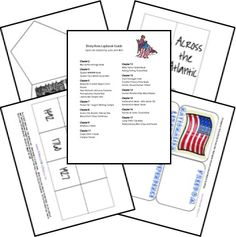 Free Colonial Revolutionary War Lapbook - Homeschool Share