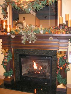 Fall Mantle http://www.thedesigndoctors.com/EventDetail.aspx?EventID=61