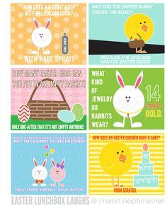 Easter printables - free