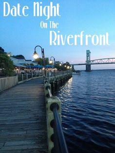 Date Night On The Riverfront - Elijah's