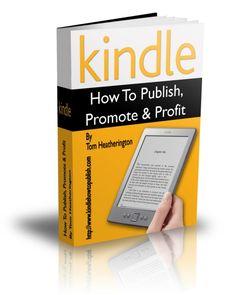 kindle ebook self publishing