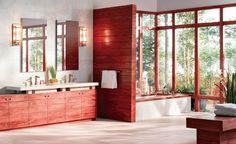 Every bathroom looks better with Moen