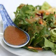 japanese salad dressing, japanes ginger, ginger dress, food, sauc, salad dressings, recip, gingers, ginger salad