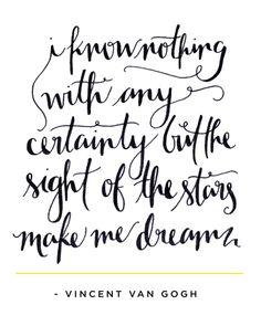 Making me dream!