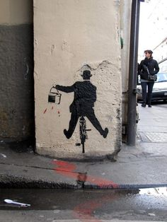 Nick Walker, Paris