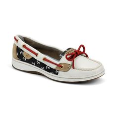 nautical sperrys...but I want in the tan color
