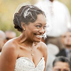 Some laughter in the gardens http://beautifulbrownbride.blogspot.com