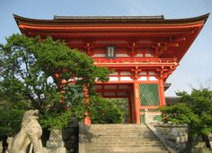 Japan- kiyomizu temple