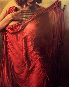 artists, russia, inspiration, rouge, red, colors, beauti, beauty, larissa morai