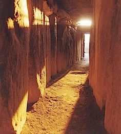 Newgrange, Ireland, amazing mystical place