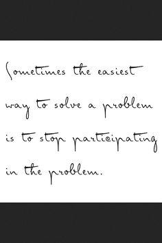 Monday morning wisdom