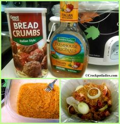 Crock-Pot Easy Italian Pork Chops is a very easy yet delicious recipe using Italian Dressing and Bread Crumbs that your family will be very pleased with.