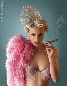 Her Royal Heiney Miss Exotic World 2012 Imogen Kelly