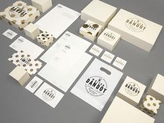 Maison Dandoy - New Identity and Package Design by Studio Base