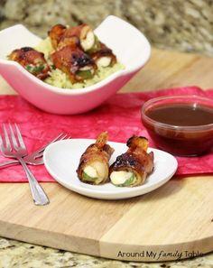 Stuffed BBQ Shrimp