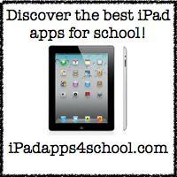 Six Weeks of iPad Apps for School (Or 46 apps I've liked)