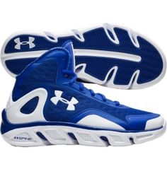 Under Armour Men s Spine Bionic Basketball Shoe More