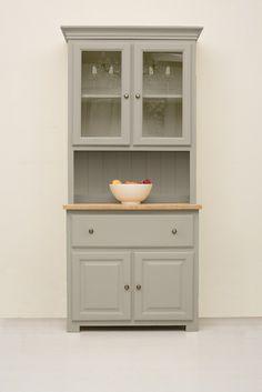 Kitchen furniture cupboard Painted in Saltmarsh