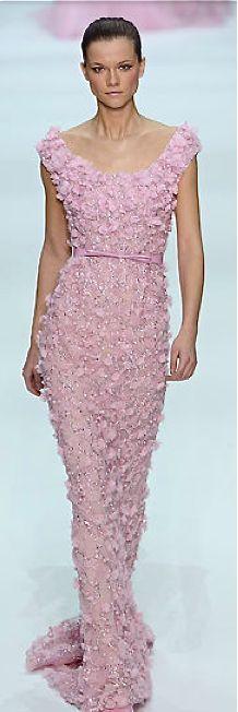 Elie Saab ~Latest Luxurious Women's Fashion - Haute Couture - dresses, jackets. bags, jewellery, shoes etc ~ DK