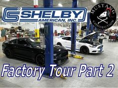 Shelby Factory tour