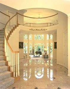 beautiful foyers   Pictures of Beautiful Foyers