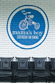 Mama's Boy in Athens, Georgia serves the world's greatest biscuits!