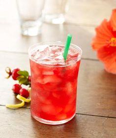Tazo Passion tea lemonade! my favorite summer drink