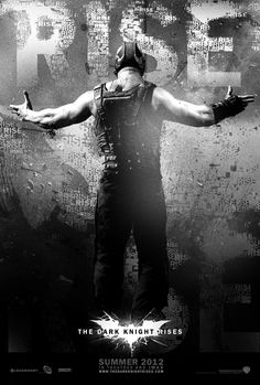 Unused Posters for The Dark Knight Rises #2