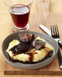 Braised Short Ribs Recipe on Food & Wine