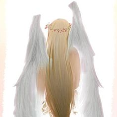 this is latest drawing of an angel for me...