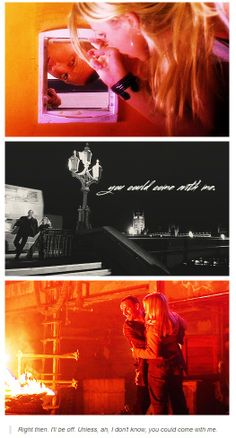 Nine and Rose. <3<3