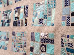 Lori's Quilt (from Free Range Quilting)