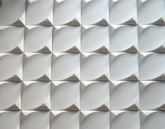 Tile Pattern relief - Handmade tiles can be colour coordinated and customized re. shape, texture, pattern, etc. by ceramic design studios