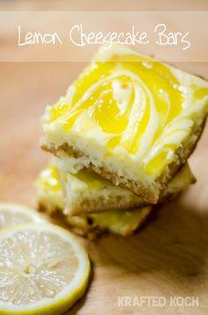 cheesecake bars, cheesecak swirl, swirl bar, lemon cheesecake, cheesecak bar