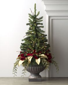 Trees - Trees & Tree Decor - Holiday - Horchow