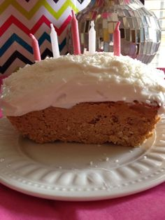 The Soulful Spoon: Happy Birthday Coconut Cream Cake (GF, SF) Plus Year End Reflections 2013