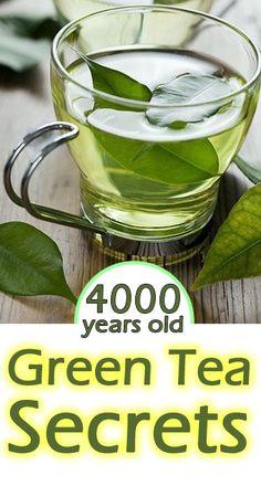 4000 Years Old Green Tea Secrets