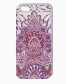 Boho Glitter iPhone 5/5s Case   UPC: 410007052689 #charmingcharlie #COTM