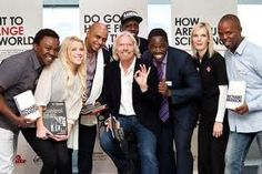 Quote from Richard Branson for the young at heart at succeeding in life