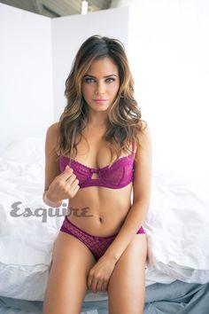 Jenna Dewan-Tatum for Esquire by Ari Michelson