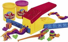 I loved Play-Doh