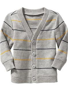 Textured-Rib V-Neck Cardigans for Baby | Old Navy