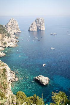 Italy - Capri...Ta
