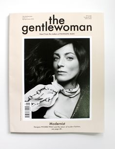 PREMIERE ISSUES | The Gentlewoman