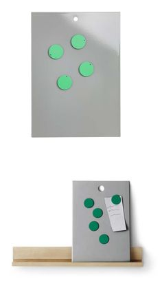 IKEA PS 2014 magnetic board. Perfect for notes and messages. Together with the rail and other accessories in the IKEA PS 2014 series, you can create different combinations to suit your needs and your home.