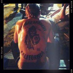 sexi, anarchi, charli hunnam, sons, samcro, jax teller, tattoo, soa, thing