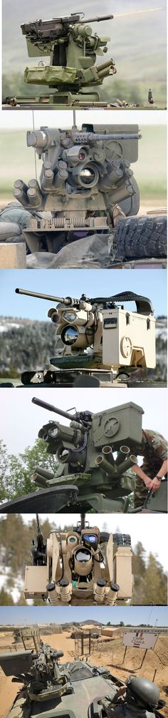 The M151 PROTECTOR Remote Weapon Station is a remotely controlled weapons station (RWS) that can be mounted to vehicles and stationary platforms. It is manufactured by Kongsberg Defence & Aerospace of Norway and Thales Group of France //