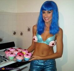Katy Perry California Gurls Video - 2012 Halloween Costume Contest
