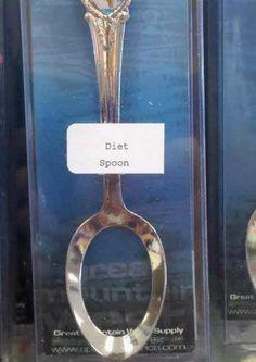 Diet Spoon.