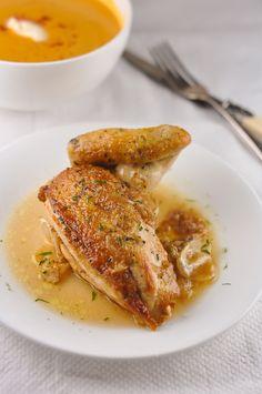 Chicken in garlic sauce. #chicken #garlic